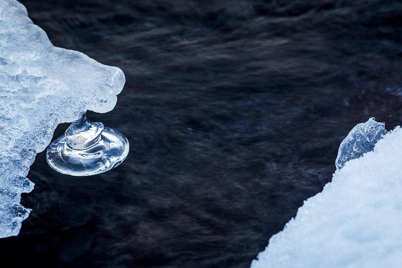 Oude sneeuw = nieuw ijs
